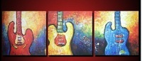 Modern Abstract hand-paint Art Oil Painting Wall Decor canvas (with framed)A482