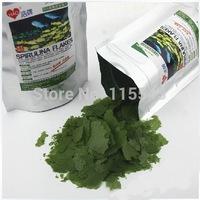 lampfish fish Spirulina tablets fish food flakes small tropical aqurium fish feed