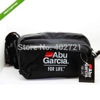 Free Shipping! 1Pc ABU GARCIA Waist Tackle Bag pockets Fishing Tackle Bags