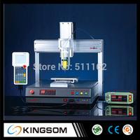 New Arrival! hot glue dispenser machine TS-300F, robot glue dispenser with high efficiency