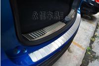 2012-2013 Mazda CX-5 High quality stainless steel Rear bumper Protector Sill cx37 QAS
