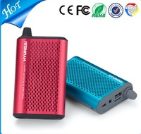 Original I200PRO Portable Wireless Bluetooth Speaker with Microphone + Power Bank + FM