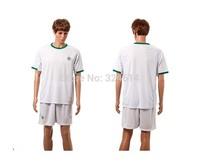 free shipping 2014 Algeria home world cup soccer jerseys ,soccer shirt,soccer uniform,trainning jerseys 100% embroidery