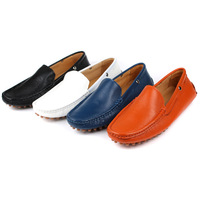 New mens casual sneakers slip on driving Loafer driving car flats shoes moccasin Eur 37 to 44 Retail/wholesale Free shipping