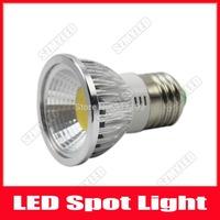 3W E27 COB Led Spot Light Spotlight Bulb Lamp High Power Lamps AC100-240V 2 Years Warranty 10pcs/Lot + Free Shipping