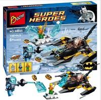 classic toys Super Heroes Series Batman Iceman div Minifigures Blocks Toy Souptoys Gift