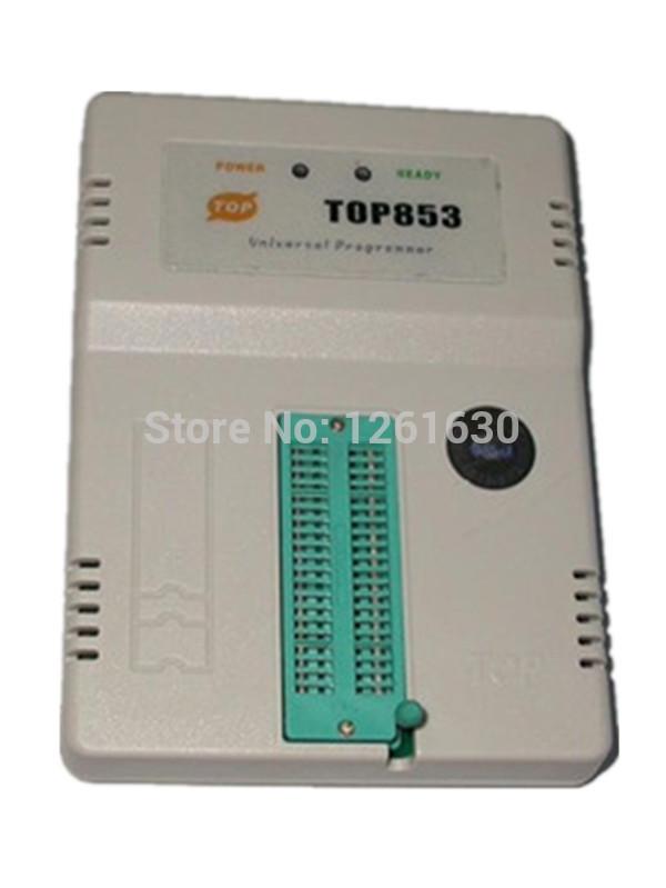 programming device programming unit PRGMR Burn the writing rom recorder Writer Burner Top853+Free shipping-10000035(China (Mainland))