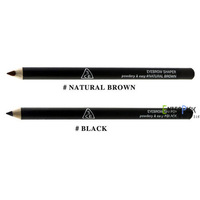 Korea High quality  Ladies Dark Brown &Black Eyebrow Pencil Stick Waterproof Liner Eyebrow Definer