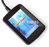 Free Shipping 2013 Latest V2.6 Specialized Super Scanner ET801 OBD II Code Reader Scanner Perfect ET801 Car Diagnostic Scan Tool