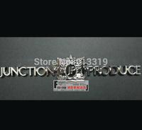 Car styling VIP Junction produce jp emblem metal emblem car sticker three-dimensional emblem car sticker decal cover decals