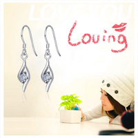 Ювелирный набор , 18/casamento Set, brincos colar T010 925 Sterling Silver Jewelry Sets