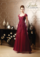 2014 New Special Occasion Dresses Lace Mother Of The Bride Dress Elegant Long Evening Party Dresses