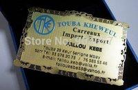 Gold Metal Business Card