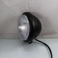 motorcycle Black  headlights