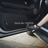 mercedes benz ML63 300 ML320 350 400 ML500    car door anti-kick protection pad anti-dirty anti step prevent floor mat