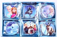 480pcs/Lot Free Shipping ! Fashion Frozen Princess Pencil Erasers Cartoon Children Eraser Stationery  A3301 Wholesale