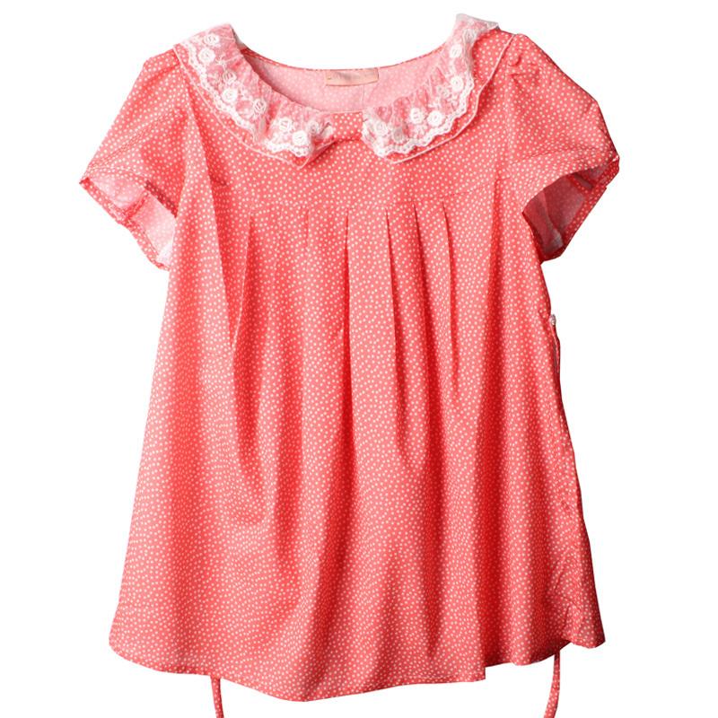 Tatlı bebek gömlek hamile gömlek hamile sevimli üstleri 720 639