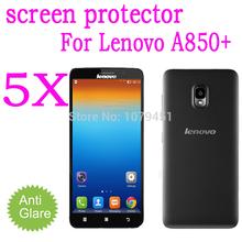 Fashion Lenovo A850+ MTK6592 Octa Core 5.5″ screen protector,Matte Anti-Glare protective film for lenovo a850+,a850+ screen film
