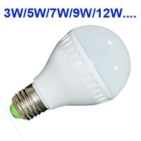 BEST PRICE!! 6 pcs lot High brightness Lamp E27 2835 SMD 3W AC220V LED Bulb Free shipping #w
