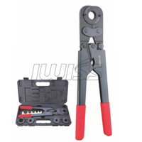 FT-1530 Pex Plumbing Tool for connecting fitting with pipe, crimp XPAP,PEX with fitting up to 30mm
