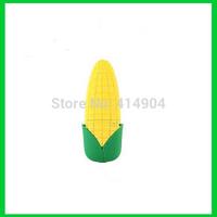 Wholesale usb flash pen drives corn 4gb/8gb/16gb/32gb Usb 2.0 flash memory card stick thumb drive promotion gift  free shipping