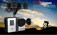 Walkera G-2D Brushless Camera Gimbal Gopro Hero 3 Free Tracking Shipping