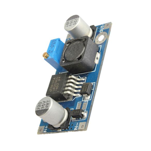 Buck Converter Step-Down Adjustable Converter DC Power Module Regulator LM2596 B(China (Mainland))