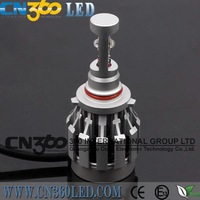 2014 New design 20W 2000LM all in one auto headlight 9005