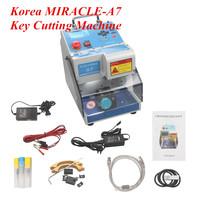 New Korea MIRACLE-A7 Key Cutting Machine Automatic Electronic Key Cutting Machine