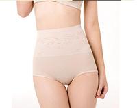 High quality Body Shaping High Waist Pants Women's Breathable Trigonometric Panties Slim Shaping Pants Underwear L XL XXL#C0539