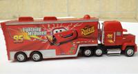 Free Shipping trucks Pixar Cars,plastic Mack truck 23cm