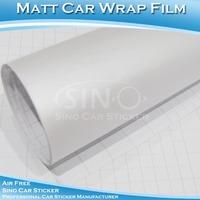 SINO CAR STICKER Free Shipping 1.52x20M 5FTx65FT High Quality Air Free Bubble Free Pearl White Car Vinyl Wrap Wholesale Price