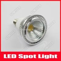 Free shipping 100-240V Dimmable E14 COB  E14 3W LED lamp light led Spotlight Cool White / Warm White Led Lighting