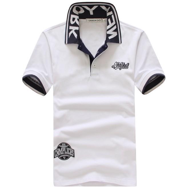 2014 primavera nova camisa polo homens camisas senhores verão camisa masculina viril roupa masculina perfume da moda frete grátis(China (Mainland))
