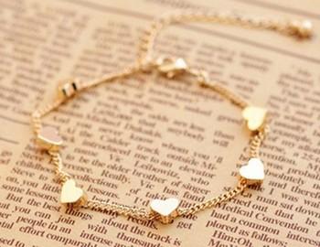 Five-pointed star love Bracelet 2109