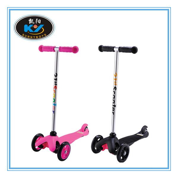 kids pedal kick scoote