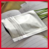 Free Shipping 400pcs/lot 6cm*8cm* 200mic High Quality Small Aluminum Foil Zip Lock Bag Resealable Retail Plastic Packaging Bag