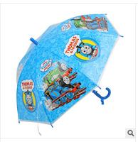 New 2014 Thomas creativity cute cartoon umbrella children umbrella sunny umbrellas free shipping