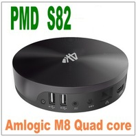 Highest Quality Amlogic S802 Quad Core 2.0GHz Android TV Box 2G/8G/16G Mali450 GPU 4K*2K HDMI OTA Smart TV box
