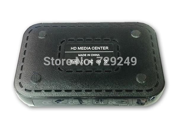 High Quality USB Full HD 1080P HDD Media Player HDMI VGA MKV H.264 SD(China (Mainland))