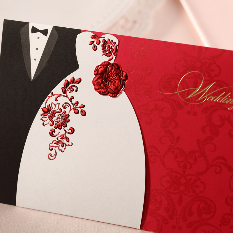 Discounted Wedding Invitations is luxury invitations example