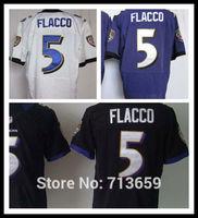 Baltimore #5 Joe Flacco Men's Elite Sports Jersey american football Jerseys,Embroidery Logo,Free Shipping,Accept Mix Order