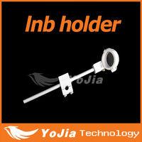 1pc LNB Holder/Bracket/Mount hold up to 1 Ku Band LNB with free shipping post
