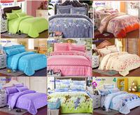 Home textile bed set 4PCS Comforter Duvet cover Bedsheet bedlinen Bedding Sets queen king Size Bedding set Bedclothes bedspread