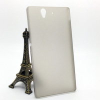 Free shipping! new 2014 For Sony Xperia Z L36H 0.3mm Ultra Thin Solid PC case Mobile Phone Cases 1pc/lot