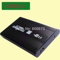 5 pcs/lot Cheapest 2.5 inch USB2.0 Hard Drive box,2.5 inch USB 2.0 HDD Hard Drive Disk SATA External Storage Enclosure Box Case