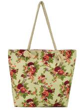 popular printed beach bag