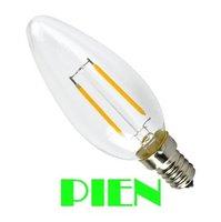 High power Led Filament Bulb 2.2W E14 led light AC220V warm white 360 degree Free shipping 10pcs