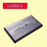 """Free shipping 2.5 inch USB2.0 Hard Drive box, 2.5"""" SATA Hard Disk Drive Enclosure,USB External HDD BOX Storage Enclosure Box"""
