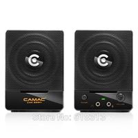 CAMAC CMK-838N AC Power Portable Speaker for PC / Laptop - Black